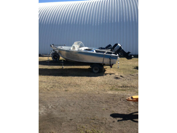 Used 1970 Other Aro-Liner Aluminum Fishing Boat