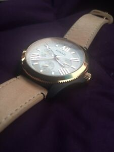 Brand New Fossil Watch - Women's - Leather Band