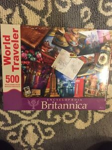 Never opened puzzles