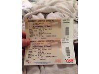 Alexander O'Neil tickets for tonight