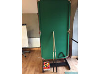 Pool/Snooker table