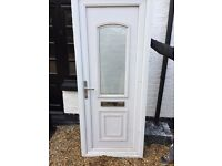 UPVC Doors - £100 the pair