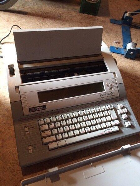 Smith corona Word Processor