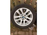 16 in BMW Alloys