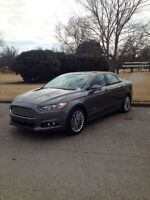 2013 FORD FUSION SE , EVERY OPTION , only 60,000KM