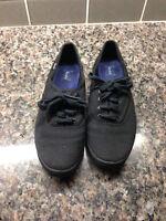 Black Keds - Size 9.5