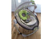 Chicco Joile Baby Bouncer- in excellent condition