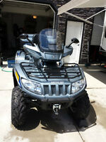 2012 Arctic Cat TRV700 Limited - As new un-used