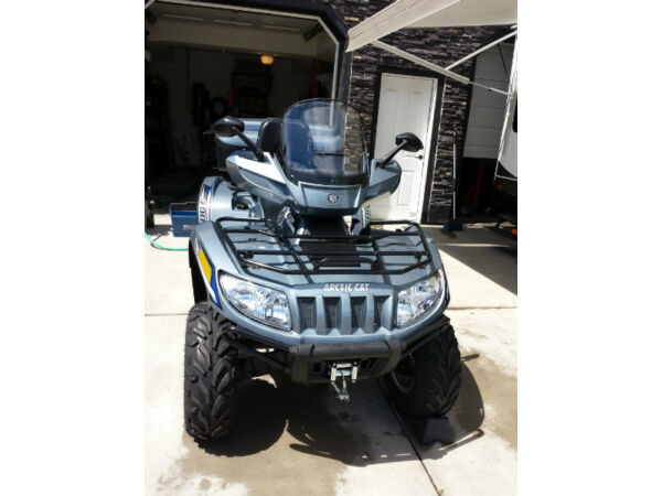 Used 2012 Arctic Cat TRV700 Limited