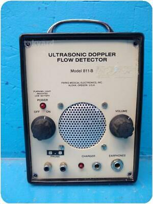 Parks Medical Electronics 811-b Ultrasonic Doppler Flow Detector 260498