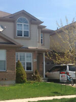 704 ZERMATT DRIVE., WATERLOO, ON.  IMMEDIATE OCCUPANCY