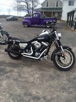 FXRS   90 cubic in  , completely rebuilt motor and drivetrain,