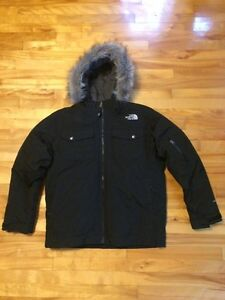 The North Face Jacket - Black - Boys'  Large (14-16)