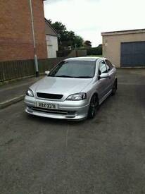 Vauxhall astra sxi SWAP or sale