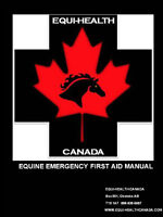 Equine Health and Emergency First Aid Training - June 6
