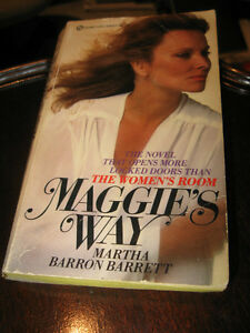 ...An OLD '80's NOVEL....MAGGIE'S WAY...Great read!