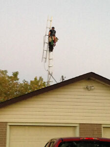 ANTENNA REMOVAL, INSTALLATIONS,&REPAIRS 35 years experience Kawartha Lakes Peterborough Area image 2