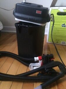 305 canister filter
