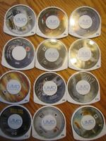 PSP games/movies