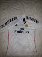 maillot chandail soccer real madrid Medium 2014/2015 football M