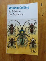 Sa majesté des mouches-William Golding