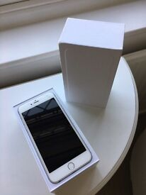 Apple iPhone 6 Plus 64GB Original Box, Charger, Headphones. Immaculate Condition