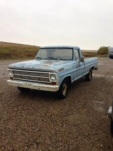 1968 Ford F100 big block