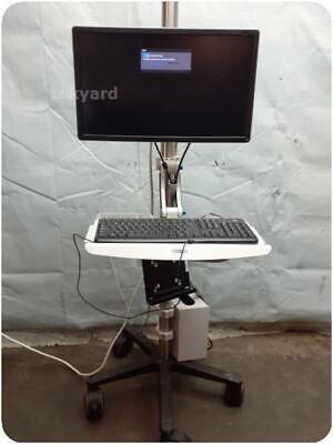 Dell Medical Computer Pole Cart 248442