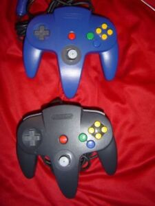 Game Consoles GC N64 NES PS XBOX Wii Controllers and Accessories