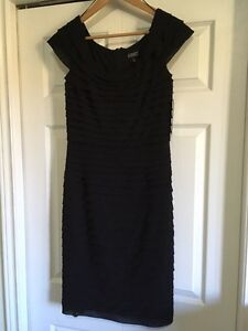 NEW Adriana Papell Little Black Dress