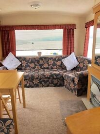 🌟Caravan for sale at Wemyss Bay holiday park with cracking view from lounge & 2017 site fees🌟