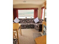 🌟Caravan for sale at Wemyss Bay holiday park with cracking view from lounge🌟