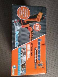 RENOVATOR. TWIST A SAW. DELUX KIT Caboolture Caboolture Area Preview