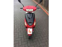 Moped Pulse scout 49 cc working scooter