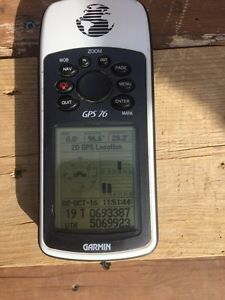 Garmin GPS Map 76