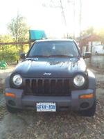 "2004 Jeep Liberty PLUS a 2003 Jeep Liberty for ""Parts""! 2 FOR 1!"