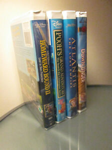 VHS Disney Movies Kitchener / Waterloo Kitchener Area image 2