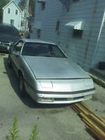 PARTING OUT 1987 DAYTONA SHELBY Z