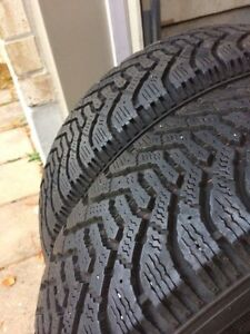 2x  185.70r14 Winter Tires London Ontario image 3