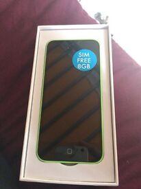 iphone 5c brand new condition