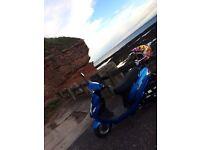 Johnway sunny 50cc (scooter)