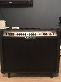 Crate GTX 212 Solid State Guitar Amplifier