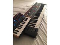 Roland ju 06 synthesizer (not moog, korg, dave smith)
