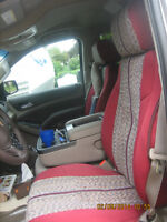 Seat Covers (custom) by WheatherTech in 2012 – GM Suburban 1500
