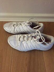 Ladies Nike Trainers - White - Size uk 5 Euro 38.5