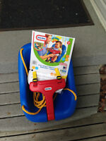 Little Tykes Toddler Swing (Never Used)