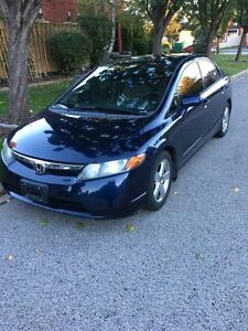 2007 civic automatic with 178000