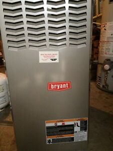 Bryant Forced Air Furnace