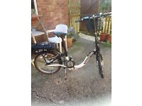 Ciao velospeed electric bike in immaculate condition