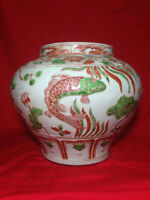 chinese very old large size great  antique vase